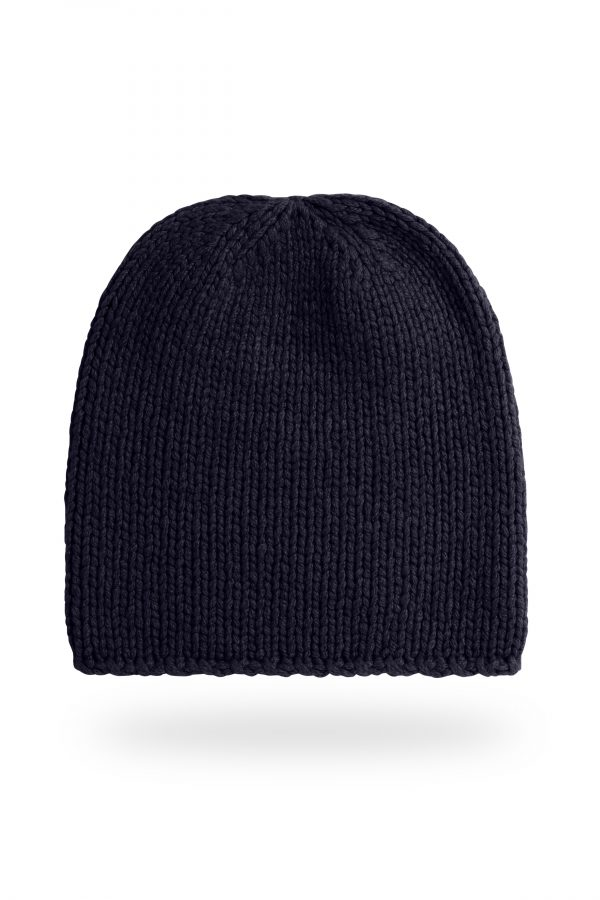 Mütze Anna, dunkelblau