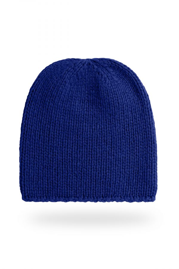 Mütze Anna, kobalt