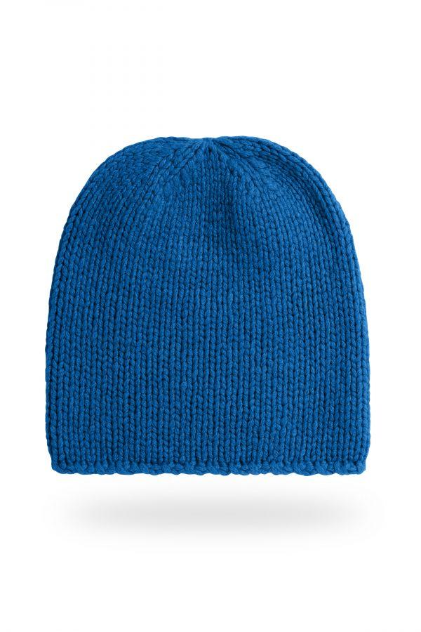 Mütze Anna, knallblau