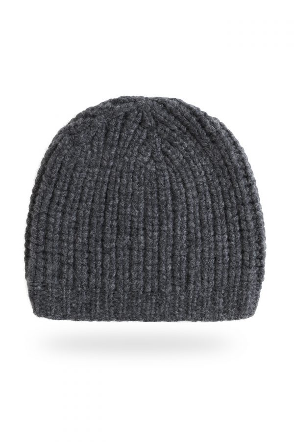 Mütze Caterina, hellgrau
