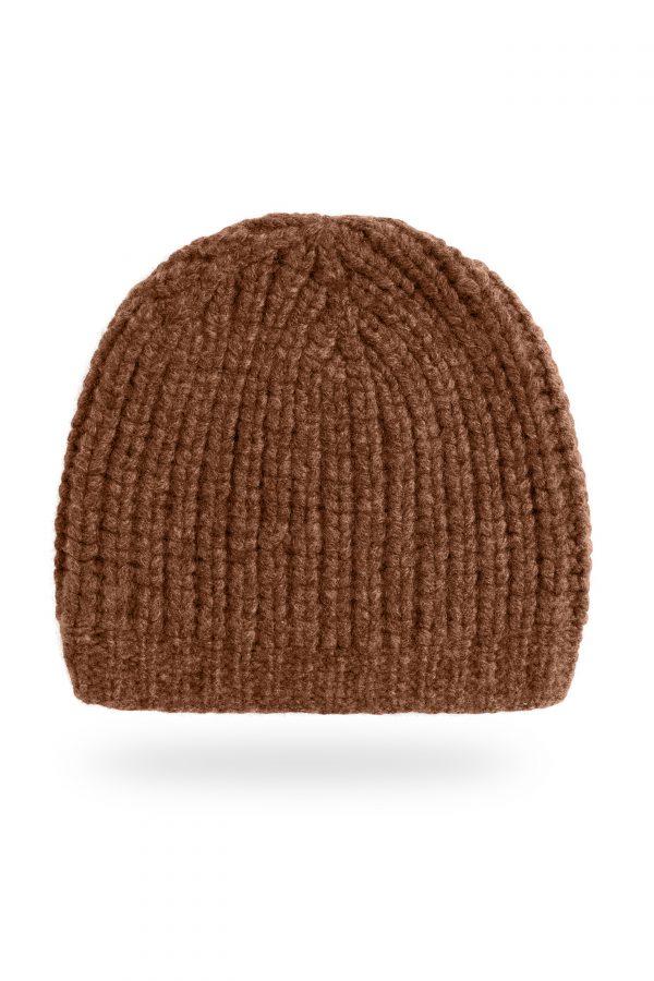 Mütze Caterina, camel